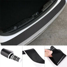 Waterproof Carbon Fiber Rear Bumper Sticker Trim Protector For VW Golf MK6 AP