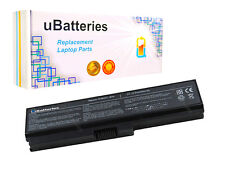 Laptop Battery Toshiba Satellite L735D U505 U505D L730 L735 - 6 Cell, 4400mAh