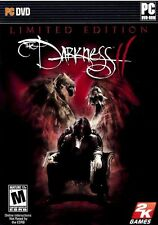 The Darkness II 2 Limited Edition for PC (DVD-ROM) SEALED NEW
