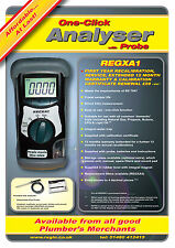 Regin REGXA1 One-Click Ratio Analyser Kit