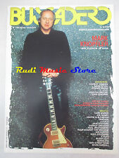 rivista BUSCADERO 168/1996 Mark Knopfler Cowboy Junkies Afghan Whighs Ely No cd