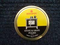 HYDRACHEM HOTSPOT BLACK FIRE GRATE STOVE POLISH 170G