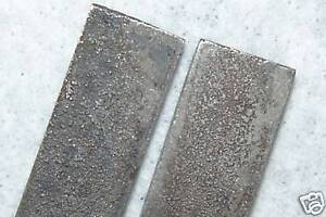 """Alnico 3 Humbucker Bar Magnet,Rough,2.50"""" Length, Magnetized, Qty 2 pieces"""
