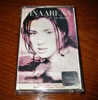 Tina Arena - In Deep Made In Bulgaria CASSETTE Bulgarian Edition 1998 Rare New
