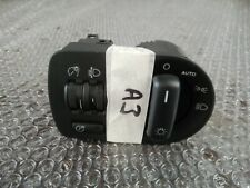 fits AUDI A3 3DR HEADLIGHT SWITCH