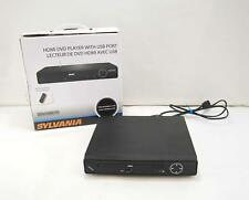 Sylvania SDVD6670 Compact Progressive Scan HDMI HD DVD Player 1080p USB Port