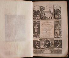The Anatomy of Melancholy Robert Burton Rare 1860 James B Smith Philadelphia Ed