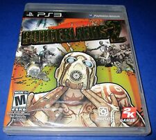 Borderlands 2 Sony PlayStation 3 *Factory Sealed! *Free Shipping!