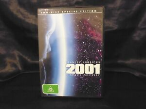 STANLEY KUBRICK'S 2001: A SPACE ODYSSEY - 2 DISC SPECIAL EDITION. R4.
