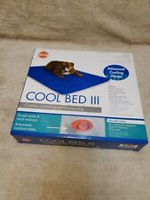 "K&H Pet Products Cool Bed Iii Cooling Dog Bed Pad Medium 22""x32"" Blue"