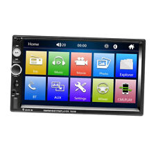 Touch-screen Car Auto Radio Bluetooth MP5 Player Double DIN Reversing-images