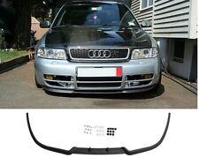 Für Audi A4 S4 RS4 B5 Front Spoiler Lippe Frontschürze Frontlippe Frontansatz S