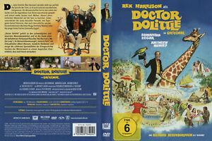 DVD DOCTOR DOLITTLE - DAS ORIGINAL - REX HARRISON + RICHARD ATTENBOROUGH * NEU *