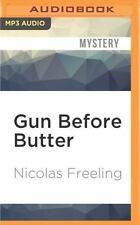 Inspector Van der Valk: Gun Before Butter 3 by Nicolás Freeling (2016, MP3...
