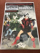 League of Extraordinary Gentlemen Tempest Alan Moore #1 Illustrated Masterpieces