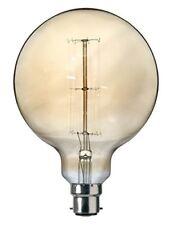 Sylvania Ampoule Décorative Vintage Globe 125 B22 60 W