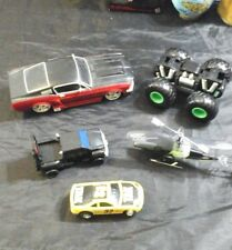 MECHANIC SPECIAL CARS Helicopter, R/C Car, Friction Chassis & Truck VEHICLE LOT