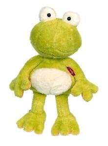 Sigikid Schlenker Frosch 42697 Sweety Schlummerfigur Stofftier Kuscheltier Neu
