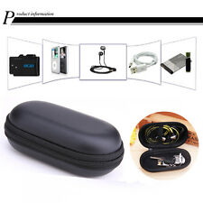 Headset Keys Protect Carry Hard Case Bag Headphone Earphone Cable Storage Box