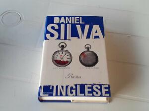 DANIEL SILVA: L'INGLESE (Prima Edizione 2002) MONDADORI