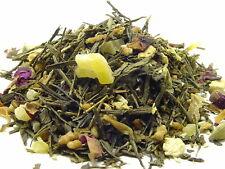 100g Ananas-Honig aromatisierter grüner Tee loser Tee Grüntee