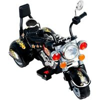 Rockin' Rollers™ Boss Chopper Battery Powered Trike – Raven - Great for the Kids