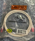ATP Category 6 Patch Cord 6 Foot CAT6 White AT1606-WH (Pack Of 4)