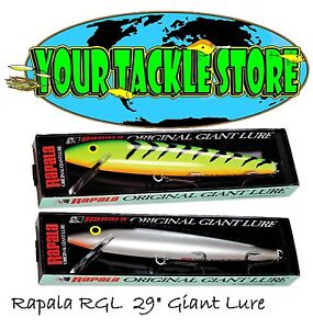Rapala RGL FT & SB Giant lure Pick Color & Quantity NIP