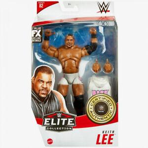 WWE Mattel Keith Lee Elite Series #82 Chase Variant Figure