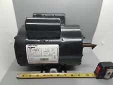 New Listingcentury 3 Hp Spl Hp Air Compressor Motor 1 Phase 3450 Rpm 115230 Vac