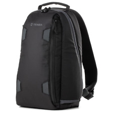 Tenba Solstice 7L Sling Bag Backpack - Black