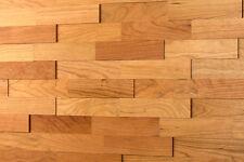 Holzwand 3D Holz Wandverkleidung | Kirsche | Wodewa Holzpaneele  Wandgestaltung