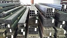 "3"" x 3"" x 1/4"" Wall Square Tubing Steel x 96"""