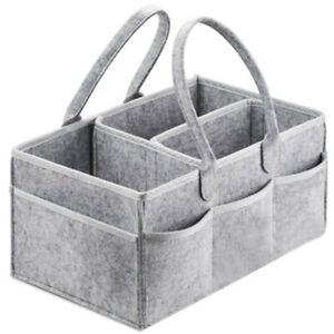 Baby Diaper Organizer Maternity Kids Nappy Changing Handbag Portable Holder Bag