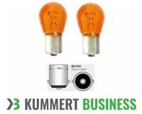P21W 12V 21W BA15s Orange Blinkerbirne Blinker Halogenlampen Glühlampen BMW