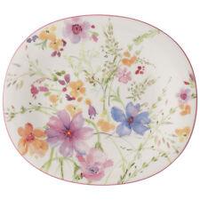 Villeroy & Boch Mariefleur Oval Salad Plate 9 in - Set of 4