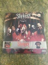 SLIPKNOT S/T 2009 RARE Record LP & XL X-LARGE T SHIRT BOX SET NEW FACTORY SEALED