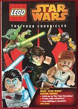 Lego Star Wars: The Yoda Chronicles (2013) - Anakin Cover - Toys R Us