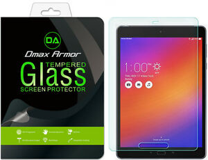 Dmax Armor for Asus Zenpad Z10 Tempered Glass Screen Protector Saver Shield