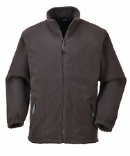 Portwest Workwear Mens Argyll Heavy Fleece Large F400SGRL Slate