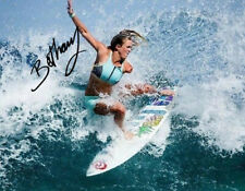 BETHANY HAMILTON SIGNED PHOTO 8X10 RP AUTOGRAPHED SURFING CHAMPION