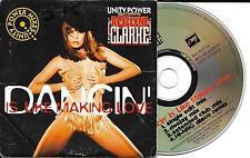 CD CARDSLEEVE UNITYPOWER FEAT ROZLYNE CLARKE DANCIN' IS LIKE MAKING LOVE 4T