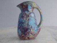 pichet en céramique Art Nouveau