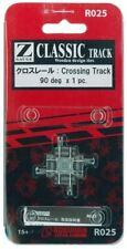 Rokuhan R025 90? Crossing Track 1pc. (1/220 Z Scale)