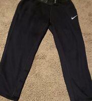 Nike Dri Fit Sweatpants Women's Medium