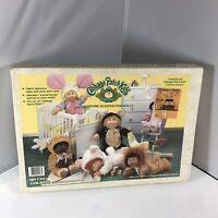 1984 CPK Cabbage Patch Kids Costume Animal Hood Lamb Sleeper For Dolls W/ Box