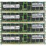 Micron 64GB (4x16GB) 2Rx4 PC3L-12800R DDR3 1600 MHz ECC Registered Server Memory