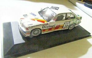 MINICHAMPS 1:43 SCALE ~ 430942215  BMW M3 -  DTT 1994 ~ TEAM MELKUS - M. VOLK