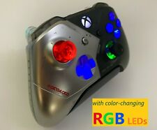 Limited Edition Cyberpunk Xbox One Controller w LED MOD PC iPhone Android