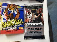 (25+1 Pack) NBA BASKETBALL REPACK Jordan,Lebron,Zion,Luka - Prizms Please Read